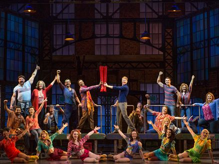 Image for Kinky Boots