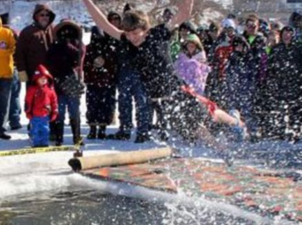 Image for Lee Lake Polar Bear Plunge
