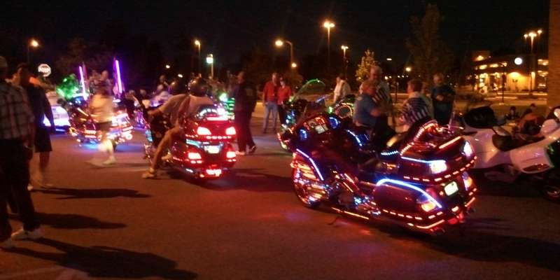 Wing Ding Lighted Parade