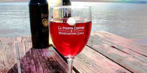 Join us for the La Pointe Center's Annual Wine Tasting on the shores of Madeline Island at the Lightkeeper's lodge at the Inn on Madeline Island.