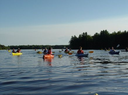Image for Thursday Evening Paddle Outings