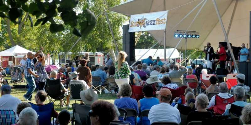 Fox Jazz Fest photo by Robert Borkowski