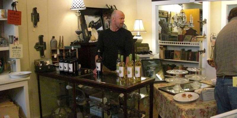 Baraboo merchant is ready for Wine Walk customers.