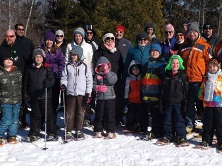 Image for Family Snowshoe Hike