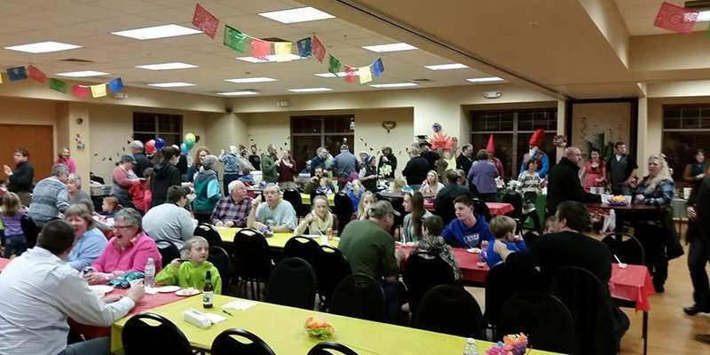 Great chili and good company make a memorable evening at the annual Chili Cook-Off in Evansville.