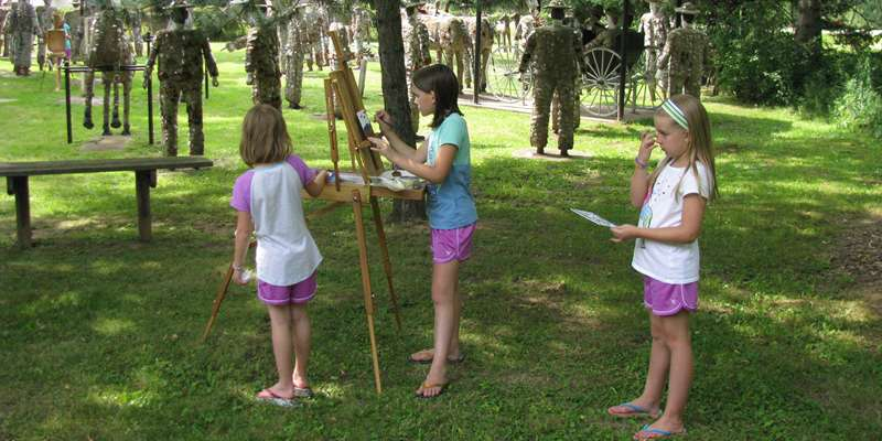 Open-Air Painting