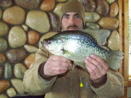 Image for Gull Lake Ice Fishing Contest