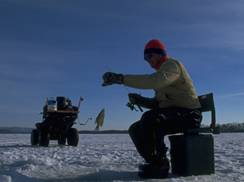 Image for Northern Exposure Ice Fishing Tournament