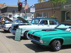 Image for Cool City Classic Car Cruise & Car Show