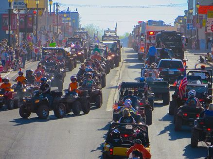 "Image for Memorial Weekend ""Veteran's Salute"" ATV/UTV Rally"