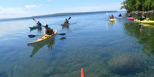 Bayfield Paddle Rally