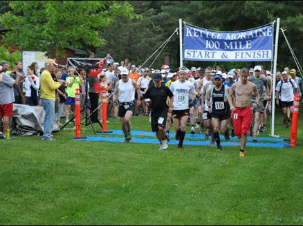 Image for Kettle Moraine 100 Endurance Runs