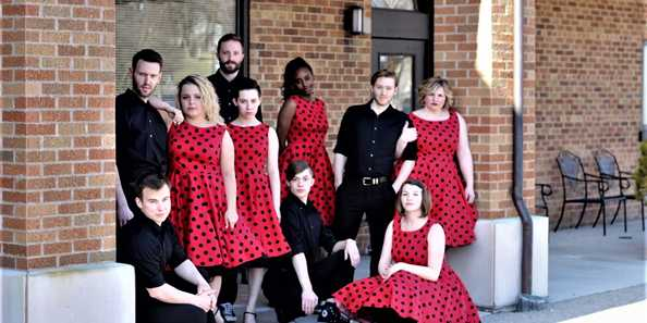 Mill Street Live, a high energy song and dance revue that is suitable for all age groups.  Now celebrating its 10th Anniversary of Summer Music.