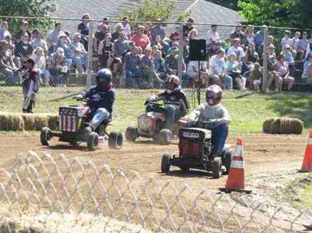 Image for Lawn Mower Races