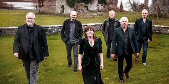Ireland's premier music magazine Hot Press voted the band Dervish, Best Traditional / Folk Group.