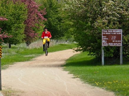 Image for Opening of State Bike Trails