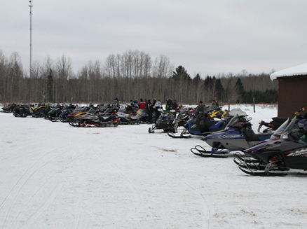 Image for Langlade County-Wide Snowmobile Ride