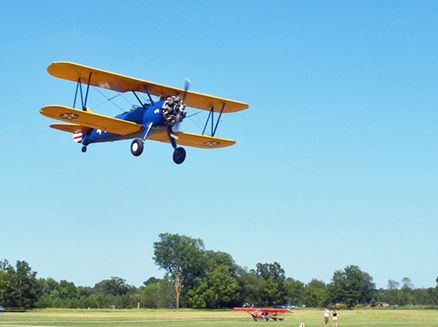 Image for Annual Wisconsin Powered Parachute Association (WPPA) Fly-In