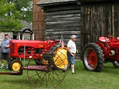 Image for Antique Tractor & Machinery Show