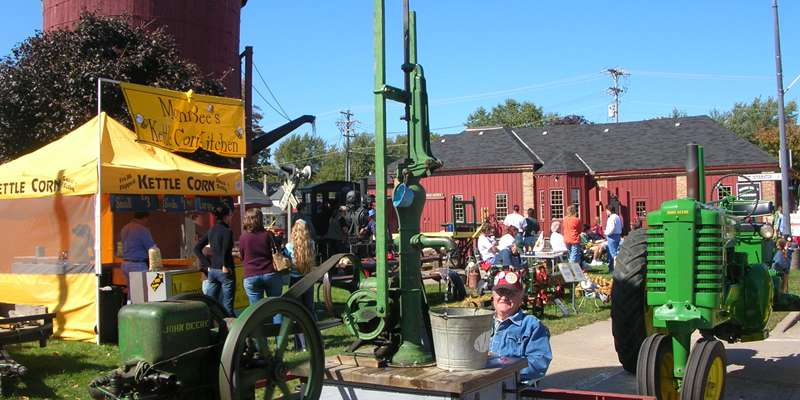 Fun for all ages during Fall Heritage