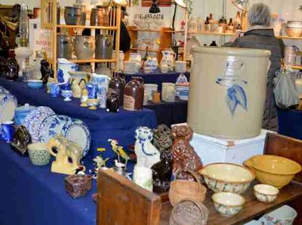 Image for WI Antiques Dealers Show & Sale