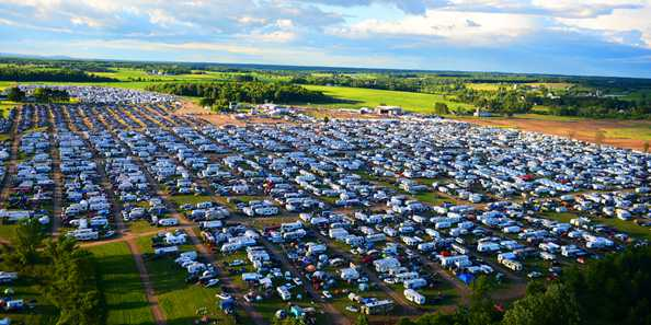 Stay with us at Country Fest on one of over 7,000 campsites in beautiful Cadott!
