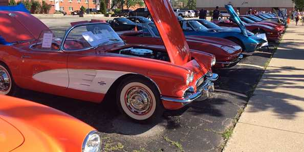 Automobile Gallery's Annual Car Show