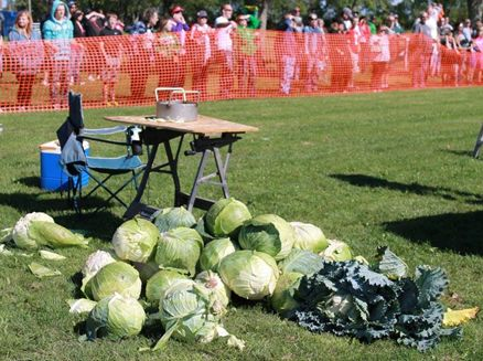Image for St Denis World Championship Cabbage Chuck