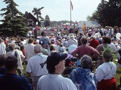 Image for A Day on the Green: Madeline Island Celebrates the 4th of July
