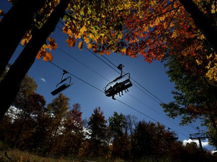 Image for Fall Colors Comet Sky Ride