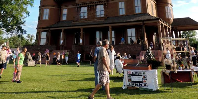 Fairlawn Mansion Ice Cream Social