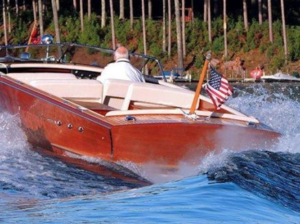 Image for Antique and Classic Wooden Boat Show