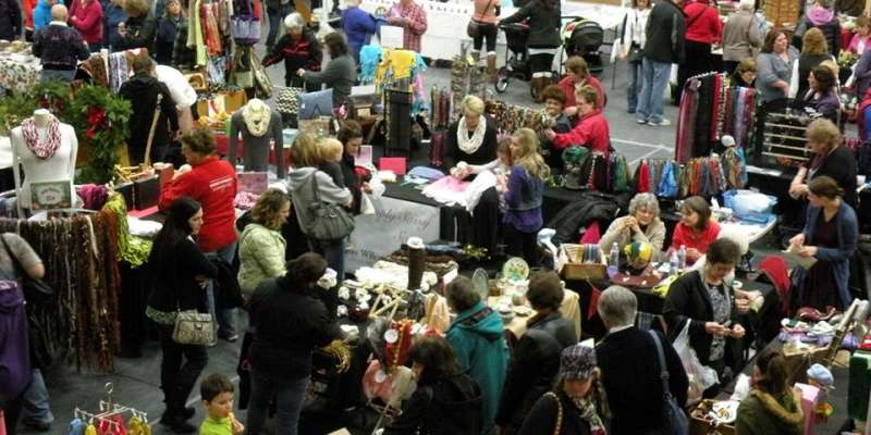 McDonell Fall Craft Show 2014 photo.