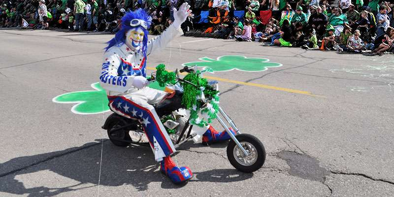 St. Patrick's Day Parade | Zor Funsters (2012)