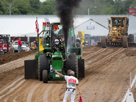 Image for Budweiser Dairyland Super National Truck & Tractor Pull