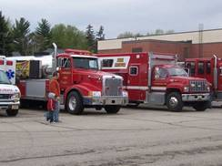 Image for Touch-a-truck and Bike Rodeo