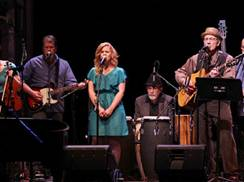 Image for Krause Family Band at Portage Center for the Arts