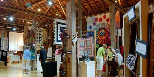 Wiscosin Museum of Quilts and Fiber Arts