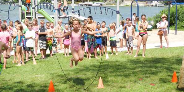 Kids Day offers free fun in City Beach Park.