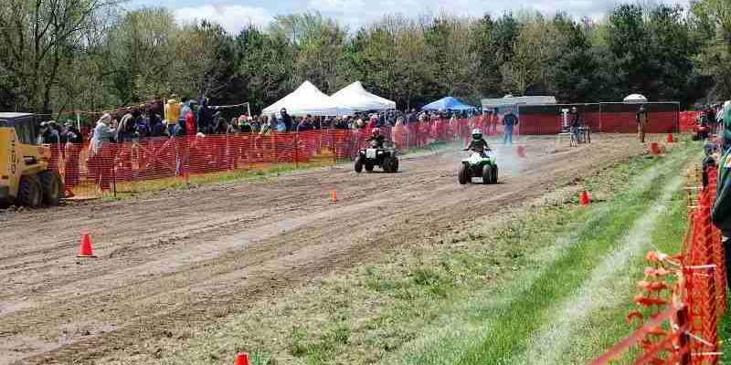 ATV Drag Races
