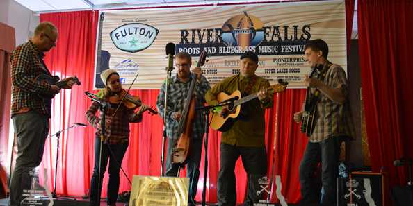 Bluegrass Festival - Band Competition