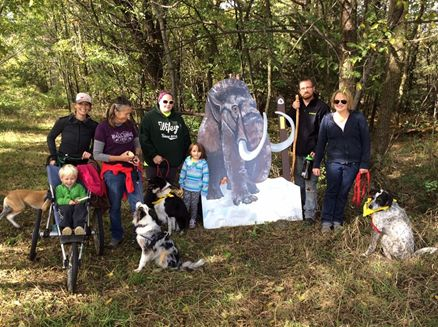 Image for Ice Age Trail Alliance - Waushara County Fall Color Hike & Dog Walk