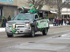 Image for Annual St. Patrick's Day Parade & Pub Crawl