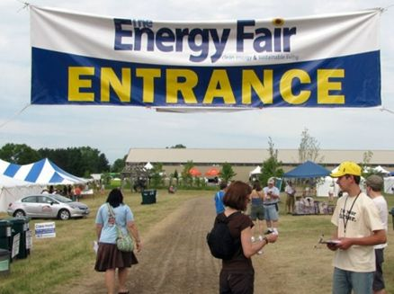 Image for The Energy Fair: Clean Energy & Sustainable Living