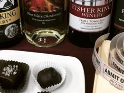 Image for The Great Wine and Chocolate Trail