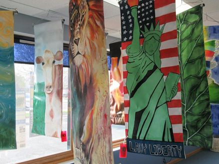 Image for Watertown Art on Main Banner Auction