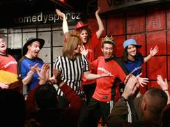 Image for Comedy Sportz Night/ Halloween Celebration