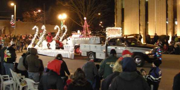 Lakeshore Holiday Parade