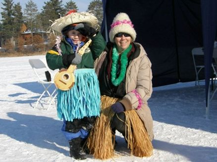 Image for Hawaii on Hoinville Ice Fishing Contest