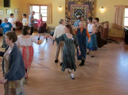 Image for English Country Dance Weekend with Bare Necessities